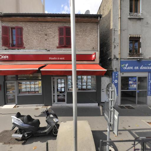 ORPI Moulin à vent immobilier - Agence immobilière - Lyon