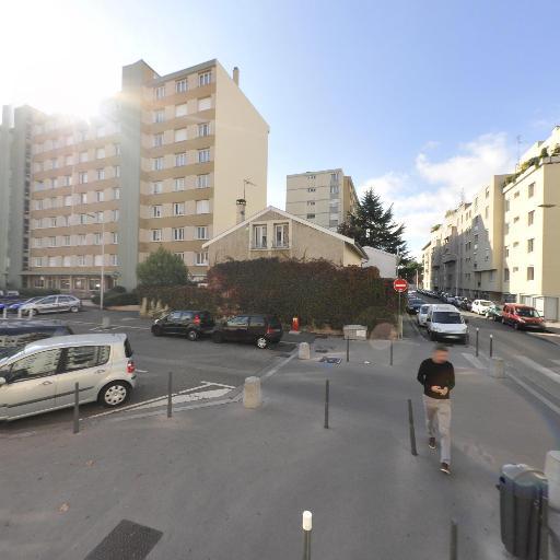 Parking Saint-Nestor - Parking - Lyon