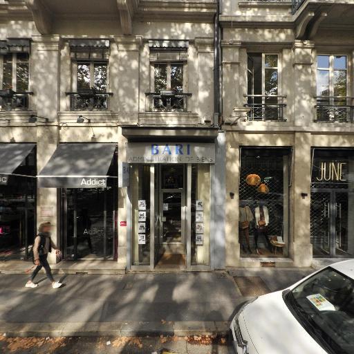 Régie Le Gros Bari Et Delord - Syndic de copropriétés - Lyon