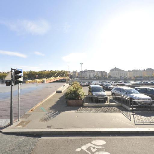 Parking Parc Saint-Jean - Parking - Lyon