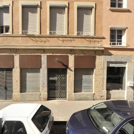 Novae Dos Santos Le Bail Perretant - Architecte - Lyon