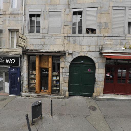Bouquinerie La Tu Lu - Librairie - Besançon