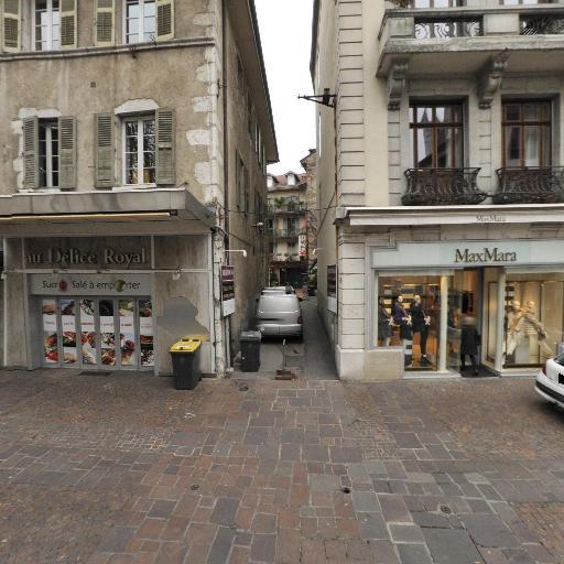 Le Discret - Coiffeur - Annecy