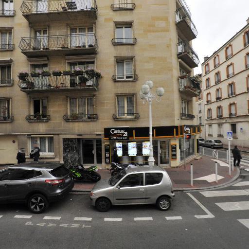 CENTURY 21 Côté Ecrivains - Agence immobilière - Montrouge