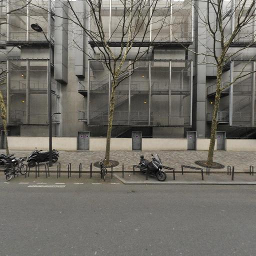 Natixis - Études et contrôles de l'environnement - Paris