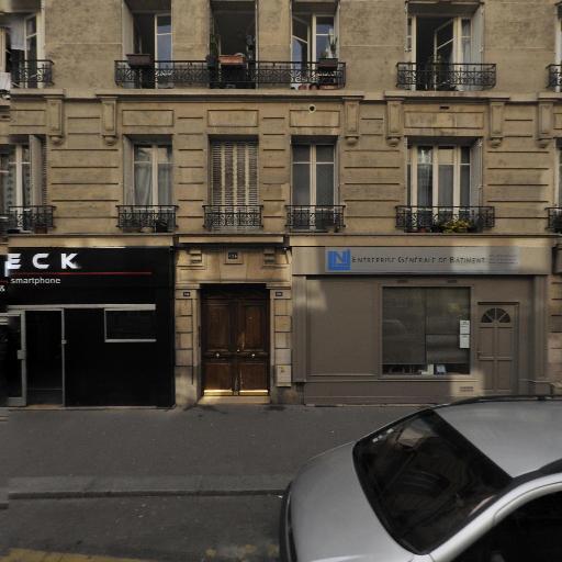Lnj - Entreprise de bâtiment - Paris