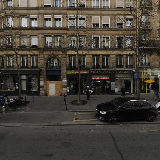 Jean Claude d'Armant - Vente et installation de cuisines - Paris