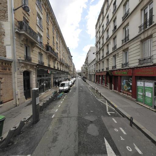 Station Vélib' Buzenval - Avron - Vélos en libre-service - Paris