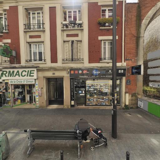 Pharmacie De La Croix St Simon - Pharmacie - Paris