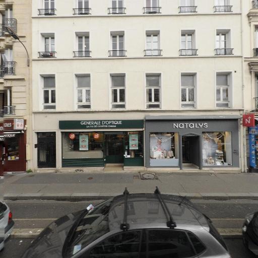 Opticien Générale d'Optique PARIS CHARONNE - Opticien - Paris