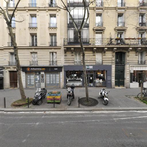 B.Green - Magasin de décoration - Paris