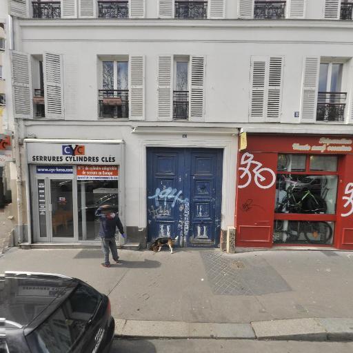 Cyc - Serrurier - Paris