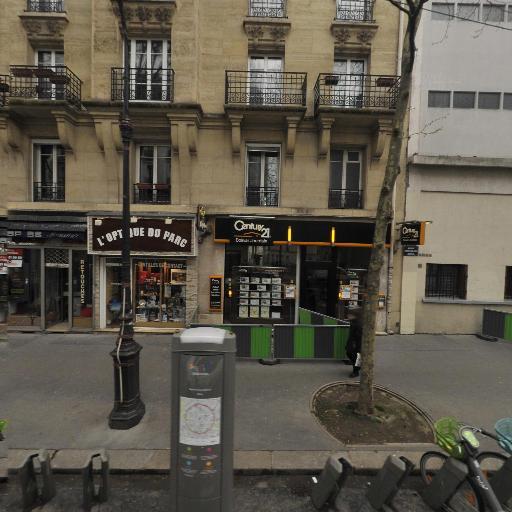 Station Vélib' Square Simon Bolivar - Vélos en libre-service - Paris