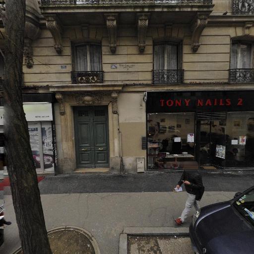 Inri's Metro Jourdain - Auto-école - Paris