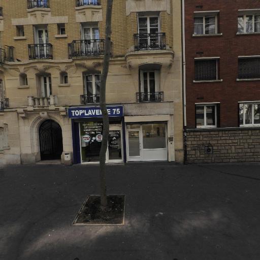 Station Vélib' Saint-Blaise - Mouraud - Vélos en libre-service - Paris