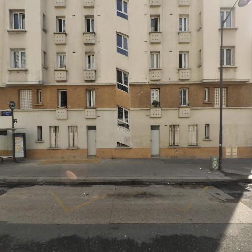 Station Vélib' Louis Ganne - Davout - Vélos en libre-service - Paris