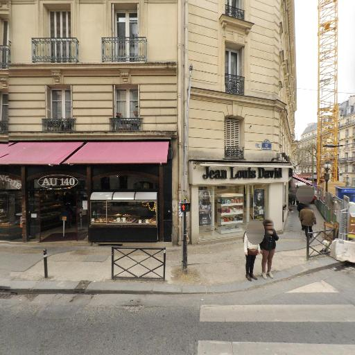 Au 140 - Boulangerie pâtisserie - Paris
