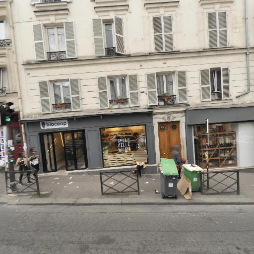 Belleville En Bio - Épicerie fine - Paris