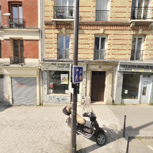 Gestion Immobiliere Menilmontant SOC - Agence immobilière - Paris