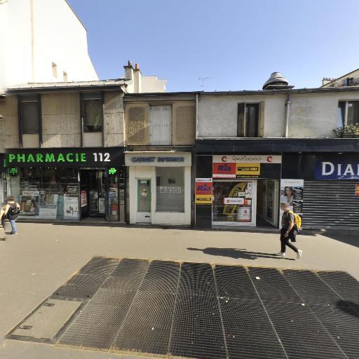 Pharmacie 112 - Pharmacie - Paris