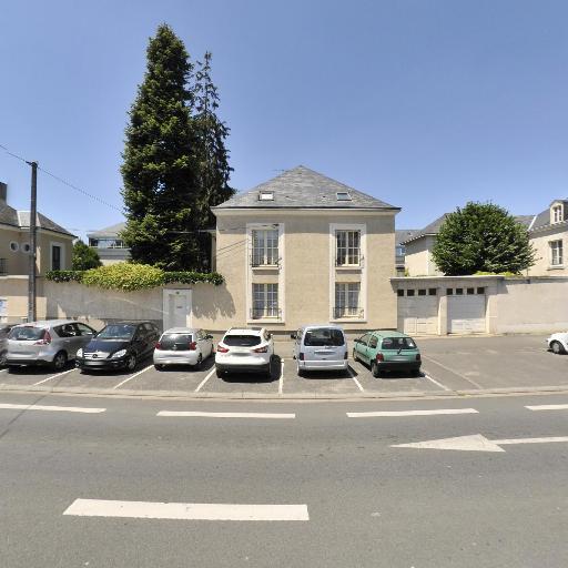Maison Bleue 41 - Affaires sanitaires et sociales - services publics - Blois