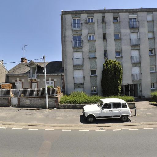 Patrice Baert - Masseur kinésithérapeute - Blois