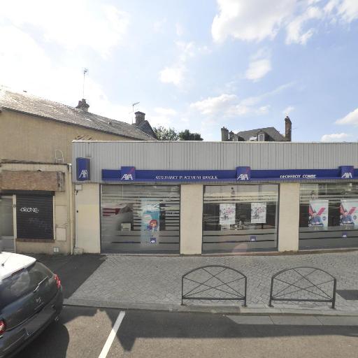 Axa Spec R2b Regnault Bottollier Bourgain - Agent général d'assurance - Évreux