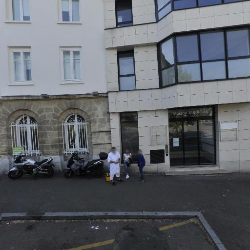 Mathilde Guillouet - Masseur kinésithérapeute - Rouen