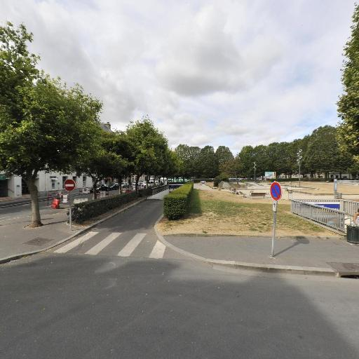 Aire de covoiturage Republique - Aire de covoiturage - Caen