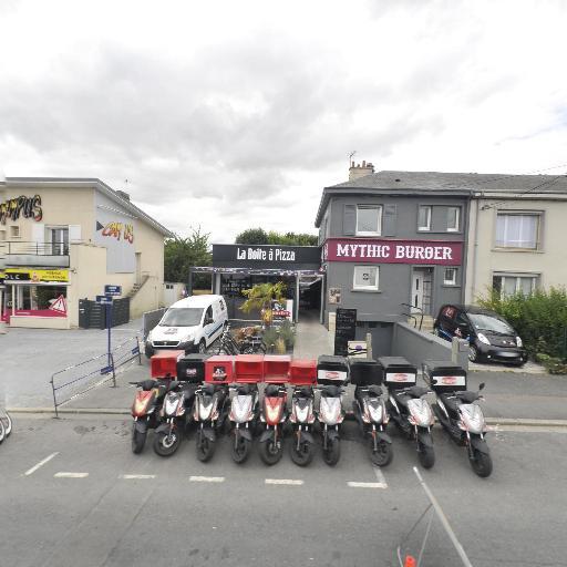 Mythic Burger - Restauration à domicile - Caen