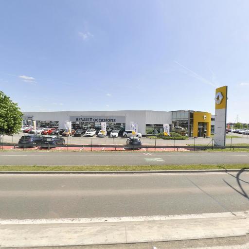 Renault Groupe Gueudet Concessionnaire - Concessionnaire automobile - Beauvais
