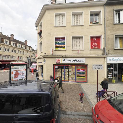Lirox - Parking public - Beauvais