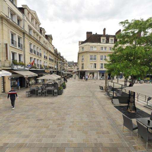 Banque Populaire Rives De Paris - Banque - Beauvais