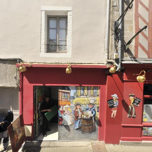 Le Ptit Cafe - Café bar - Vannes