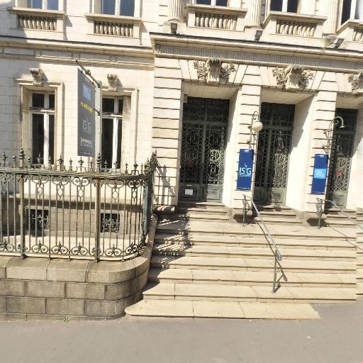 Institut supérieur européen de gestion - Enseignement supérieur privé - Nantes