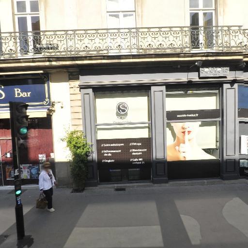 Luxo point et reflex - Enseignement pour le social et le paramédical - Nantes