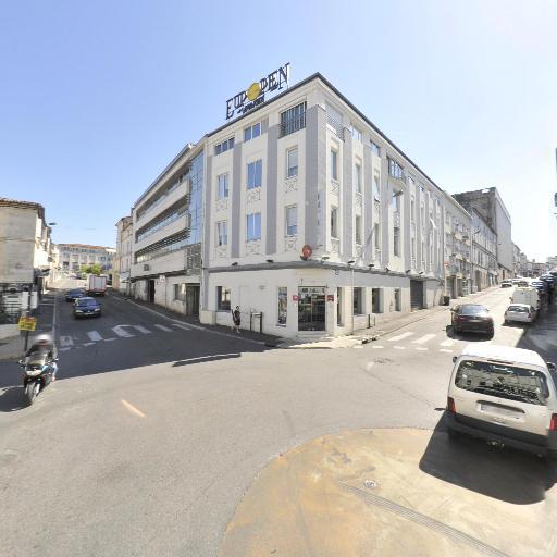 Agence Immobillière J'Habite en Ville C.E.C.I SARL - Agence immobilière - Angoulême
