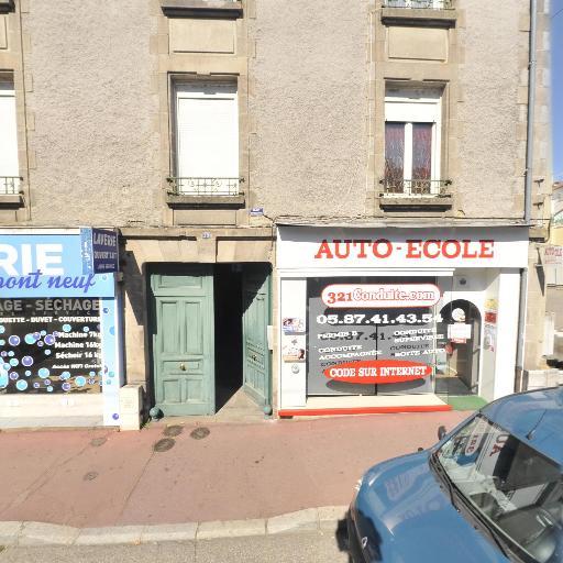 321 Conduite - Auto-école - Limoges