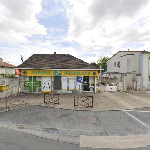 Phie Lacheze Charrier - Pharmacie - Poitiers