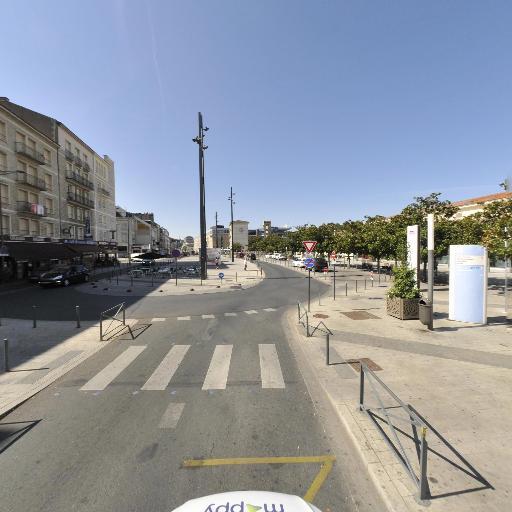 Pole Emploi Poitiers-gare - Cabinet de recrutement - Poitiers