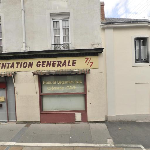 Pham Duc Tri - Alimentation générale - Nantes