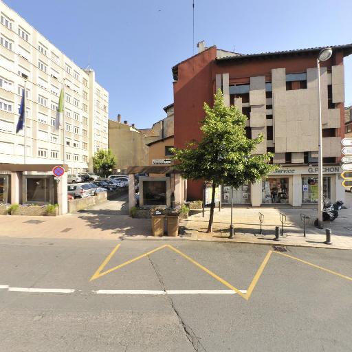 Parking Rue Paul Bert - Parking - Villefranche-sur-Saône
