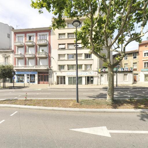 Parking Q-park Chareton Est - Parking public - Valence