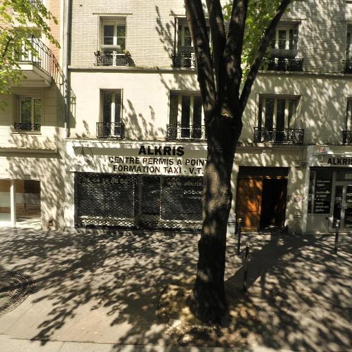 Alkris - Location d'automobiles avec chauffeur - Paris