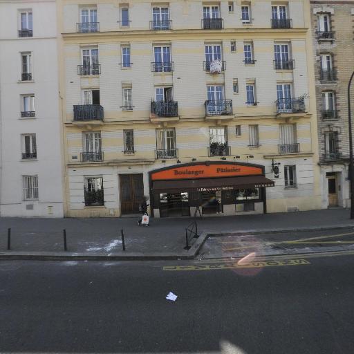 Guendouz Samia - Coursiers - Paris