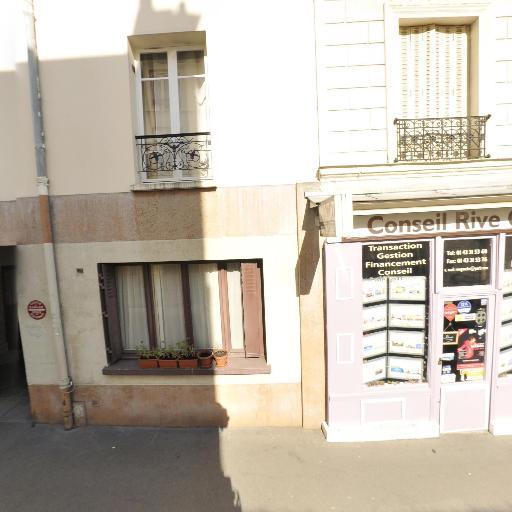 Conseil Rive Gauche - Agence immobilière - Paris