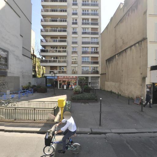 Sophie Derisbourg - Graphologue - Paris