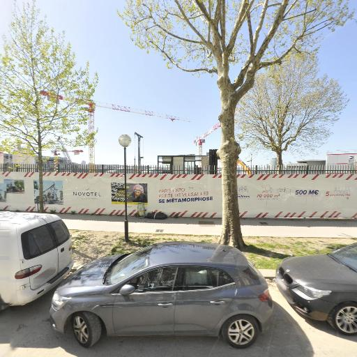 Novotel Paris Porte de Versailles - Hôtel - Paris