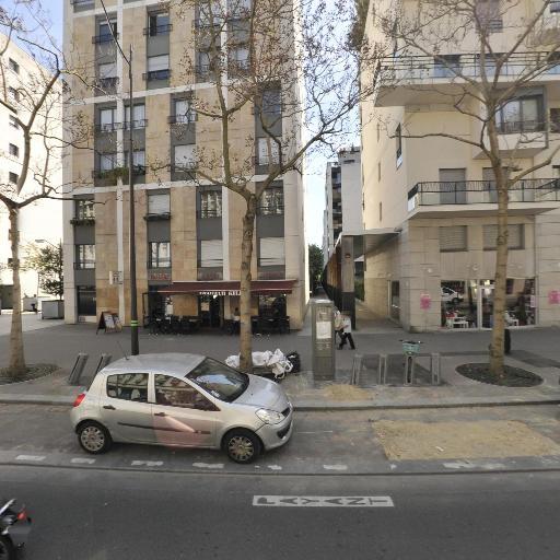 Station Vélib' Desaix - Edgar Faure - Vélos en libre-service - Paris