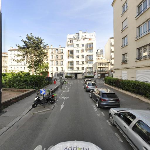 Station Vélib' Franquet - Labrouste - Vélos en libre-service - Paris